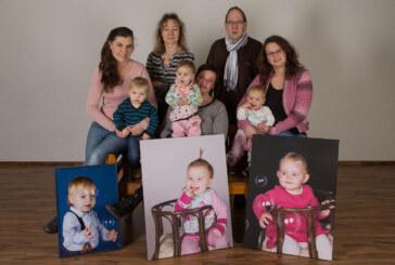 Die Sieger der Babyaktion von Photo Struck stehen fest