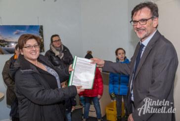 225 Unterschriften für Grundschul-Standort in Steinbergen