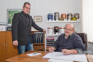 Bestattungsinstitut Böger im Wandel der Zeit: Ältestes Bestattungsunternehmen Rintelns unter neuer Leitung