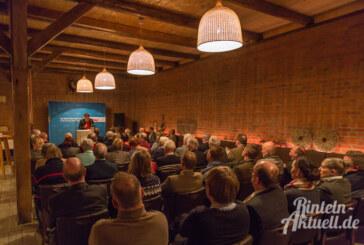 Kollegienplatz, Integration und Klinikum: Neues vom CDU-Neujahrsempfang in Prasuhn´s Hofcafé