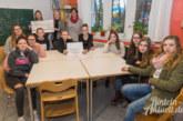 Das große Los: Hildburgschüler spenden 400 Euro an den Kinderschutzbund Rinteln