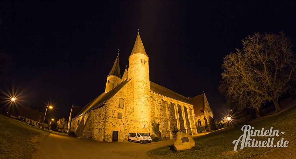 Kloster möllenbeck: vorerst keine erleuchtung in sachen beleuchtung