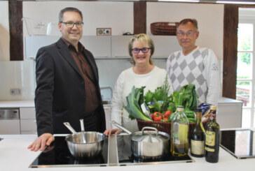 Kocherlebnis-Abend mit der Mobilen Biokiste im Kochkater Rinteln