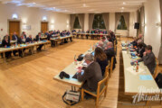 Gesundheitstipps und einstimmige Entscheidung bei der Haushaltsdebatte im Stadtrat