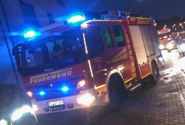 Backofenbrand löst Feuerwehreinsatz in Steinbergen aus