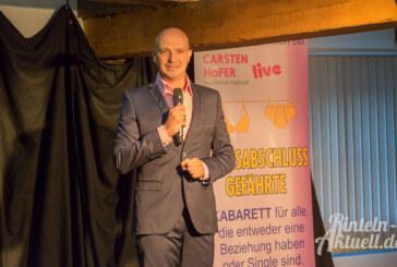 Der Tagesabschlussgefährte Carsten Höfer kommt ins Familienzentrum Rinteln