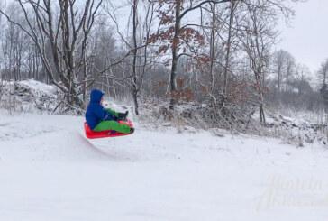 Ski und Rodel gut: Schlittenfans kommen diesen Winter in Rinteln voll auf ihre Kosten