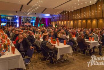 Neujahrsempfang der Stadt Rinteln mit Ehrungen und Blick auf 2017