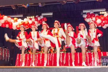 Da blieb kein Auge trocken: 18. Prunksitzung des Rintelner Frauenkarnevals im Brückentorsaal