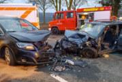 Nach tödlichem Verkehrsunfall auf der Bundesstraße 441: Polizei sucht roten PKW