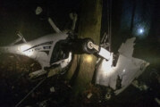 Extertal: Ultraleichtflugzeug bei Landeanflug auf Rinteln abgestürzt