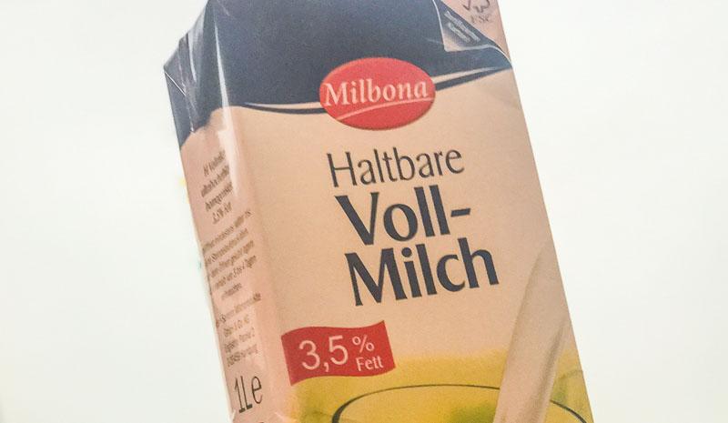Lidl Milch Rückruf