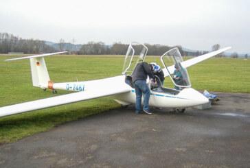 Flugsaison kann beginnen: Flugzeuge des Luftsportvereins Rinteln in Topzustand