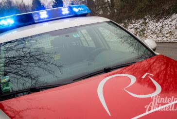 Krankenhagen: Baum stürzt auf Stromleitung