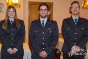 Chefin für Feuerwehr Friedrichswald gewählt: Frauke Dreier ist neue Ortsbrandmeisterin