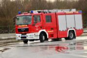 Kolosse unter Kontrolle: Fahrsicherheitstraining für Feuerwehrleute
