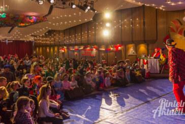 Das Karnevalswochenende in Rinteln: Kaffee, Kuchen, Kinder und Konfetti