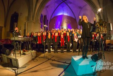 Gospelmusik vertreibt den Winterblues