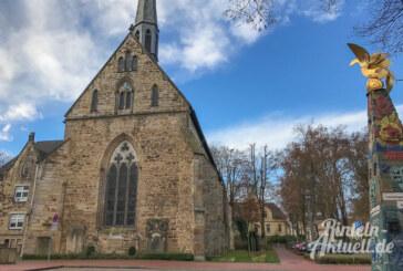 """""""Die sieben Himmel…"""": Kunstausstellung in der Jakobi-Kirche am Kollegienplatz"""