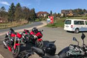 Wennenkamp: Bürgerinitiative im Gespräch mit Bikern und Anwohnern