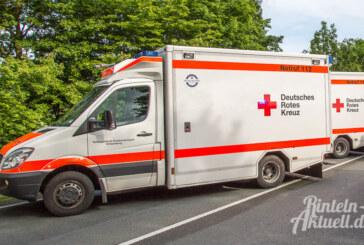 """""""Einsatz führt zu Erfolg"""": Kreistagsabgeordneter Sasse erfreut über zusätzlichen Nacht-Rettungswagen für Rinteln"""