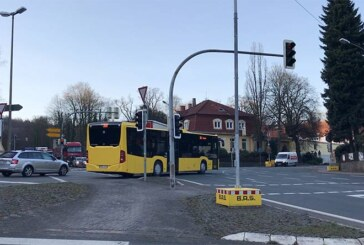 Busverkehr während Großbaustelle Steinbergen: Infos zu SVG-Linien 2006, 2020 und 2021 nach Stadthagen, Rehren und Lauenau