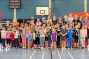 Kinderturnabzeichen der VTR: 49 Turner stellen sich der sportlichen Prüfung