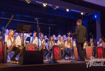 Ein Abend voller Emotionen: Jahreskonzert von Ernies Hausband und der Ernestinum Bigband im Brückentorsaal
