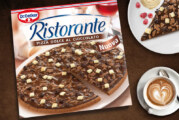 "Dr. Oetker bringt Schoko-Tiefkühlpizza ""Ristorante Pizza Dolce al Cioccolato"" auf den Markt"