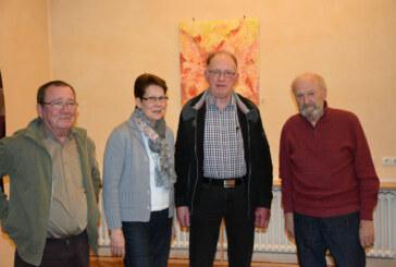 Verschönerungsverein Todenmann hilft, das Kirschendorf schön zu halten