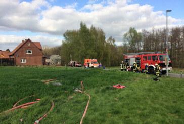 Extertal-Kükenbruch: Brandursache ist geklärt