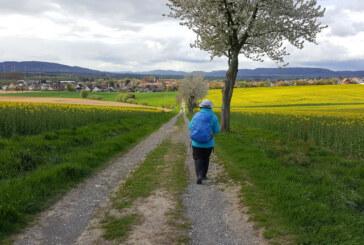 """""""Willst Du mit mir gehen?"""" Pilgertag von Fischbeck nach Rehren"""