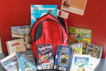 Rintelner Leserucksäcke: Sommeraktion der Stadtbücherei geht in die 3. Runde
