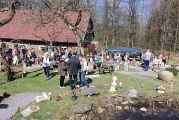 22.-23.4.: Frühlingsfest im Steingarten an der Paschenburg