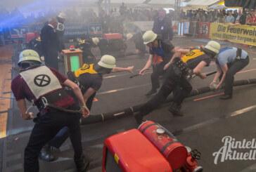 Möllenbecker Kuppelcontest 2017: Kuppeln, bis das Zelt glüht
