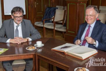 """""""Auf ein Wort"""" mit Ministerpräsident Stephan Weil"""