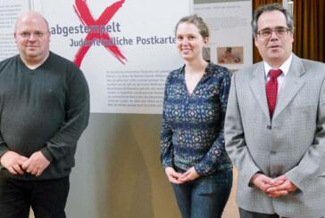 """Ausstellung """"Abgestempelt"""" in der Jakobi-Kirche"""