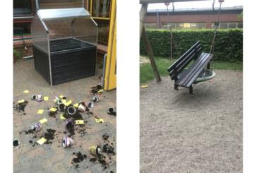 """Exten: Zerstörte Pflanzen und Spielgeräte in der Kita """"MinniMax"""""""