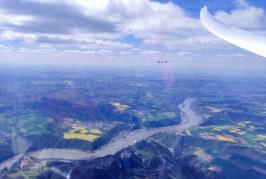 Neues Kapitel in der Geschichte des Luftsportvereins: Erstmals 1.000-Kilometer-Flüge ab Rinteln