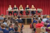 Politische Podiumsdiskussion am Ernestinum