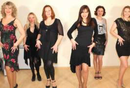 """""""Selada by Basia"""": Der neue Tanz und Workout Trend. Nur für Ladies."""