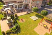 Altes Zollhaus feiert Eröffnung des neuen Kinderspielplatzes
