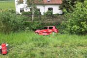 Extertal: 16-Jährige bei Verkehrsunfall schwer verletzt, Rettungshubschrauber im Einsatz