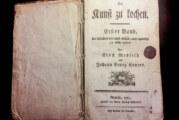 Neu im Museum: Historisches Rintelner Kochbuch aus 1785