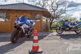 Wennenkamp: Polizei kontrolliert Motorräder