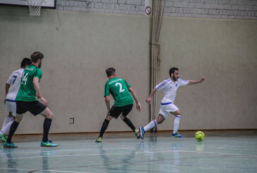 VTR mit zwei Mannschaften bei Futsal Verbandsliga vertreten