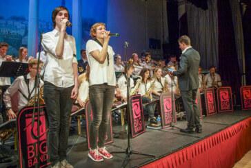 Ernestinum Bigband spielt bei Jubiläumskonzert in Kendal