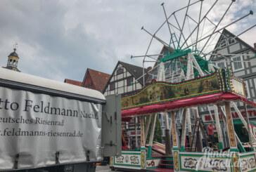Salzwasser und ein Riesenrad unter Denkmalschutz