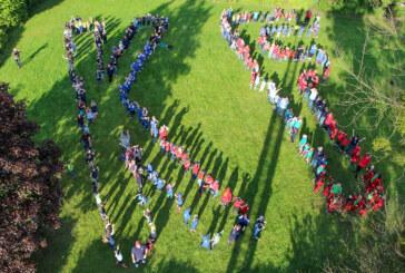 Rintelner Glühwürmer siegen: Über 370 Teilnehmer beim Orientierungsmarsch der Kinderfeuerwehren