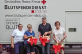 DRK Ortsverein Rinteln zufrieden: 142 Blutspender trotz Sommerhitze und Verkehrschaos